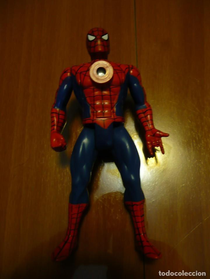 FIGURA SPIDERMAN 1994 TOY BIZ.SPIDER-MAN.MARVEL COMICS, 19 CMTS. (Juguetes - Figuras de Goma y Pvc - Otras)