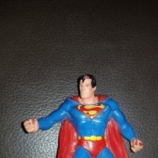 Figuras de Goma y PVC: FIGURA PVC SUPERMAN CÓMICS SPAIN GOMA. Lote 141174792