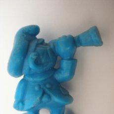 Figuras de Goma y PVC: FIGURITA SERIE PITUFOS PEYO 1983. Lote 139880694
