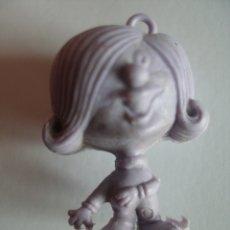 Figuras de Goma y PVC: COLGANTE CABEZÓN. Lote 139858342