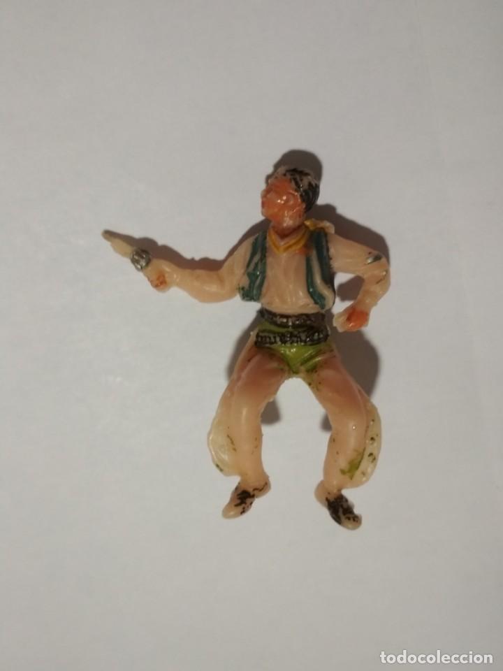 JINETE VAQUERO JECSAN (Juguetes - Figuras de Goma y Pvc - Jecsan)