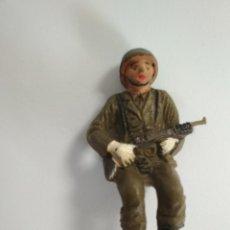 Figuras de Goma y PVC: SOLDADO TEIXIDO AÑOS 60. Lote 148965932