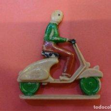 Figuras de Goma y PVC: ANTIGUA VESPA SOTORRES. Lote 141329002