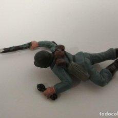 Figuras de Goma y PVC: FIGURA SOLDADO ALEMÁN PECH HNOS. Lote 141494114