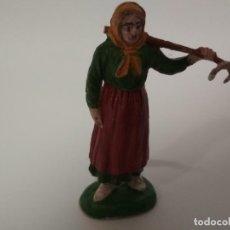 Figuras de Goma y PVC: FIGURA AÑOS 50. Lote 141494582