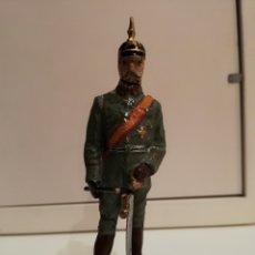 Figuras de Goma y PVC: LINEOL ELASTOLIN GENERAL HINDENBURG. Lote 141505178