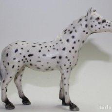 Figuras de Goma y PVC: ANIMALES SCHLEICH 13617 CABALLO YEGUA KNABSTRUPPER. Lote 141508322