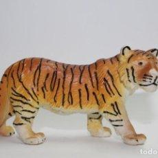 Figuras de Goma y PVC: ANIMALES SCHLEICH 14138 TIGRE. Lote 141508598