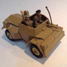 Figuras de Borracha e PVC: BRITAINS LTD SCOUT CAR MKII. Lote 141512318