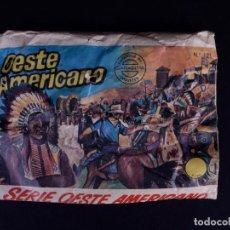 Figuras de Goma y PVC: OESTE AMERICANO. MONTAPLEX Nº 121. Lote 141580122