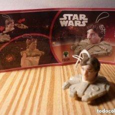 Figuras Kinder: FIGURA KINDER - STAR WARS - HAN SOLO. Lote 141635366
