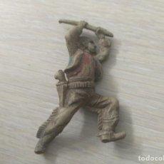 Figuras de Goma y PVC: VAQUERO SOLDADO REAMSA PECH COMANSI PIPERO JECSAN . Lote 141660350