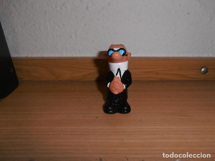 Figuras de Goma y PVC: FIGURA GOMA JUGASA - MORTADELO - CATALONIA PASS - Foto 2 - 177332179