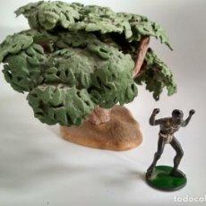 Figuras de Goma y PVC: SAFARI GAMA GOMA. Lote 141725318
