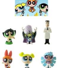 Figuras de Goma y PVC: FIGURAS PVC SUPERNENAS ORIGINALES OFICIALES COMANSI. Lote 141805322