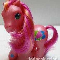 Figuras de Goma y PVC: MI PEQUEÑO PONY MY LI TTE - ROSA BRILLANTE - PELOTA - MADE IN CHINA -. Lote 141855446