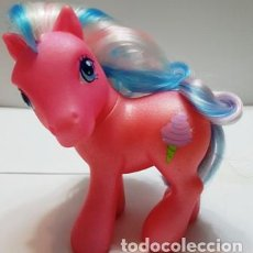 Figuras de Goma y PVC: MI PEQUEÑO PONY MY LI TTE - ROSA - HELADO - MADE IN CHINA -. Lote 141855542
