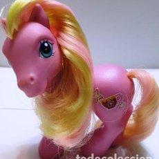 Figuras de Goma y PVC: MI PEQUEÑO PONY MY LI TTE - ROSA - INFUSION - MADE IN CHINA -. Lote 219074665