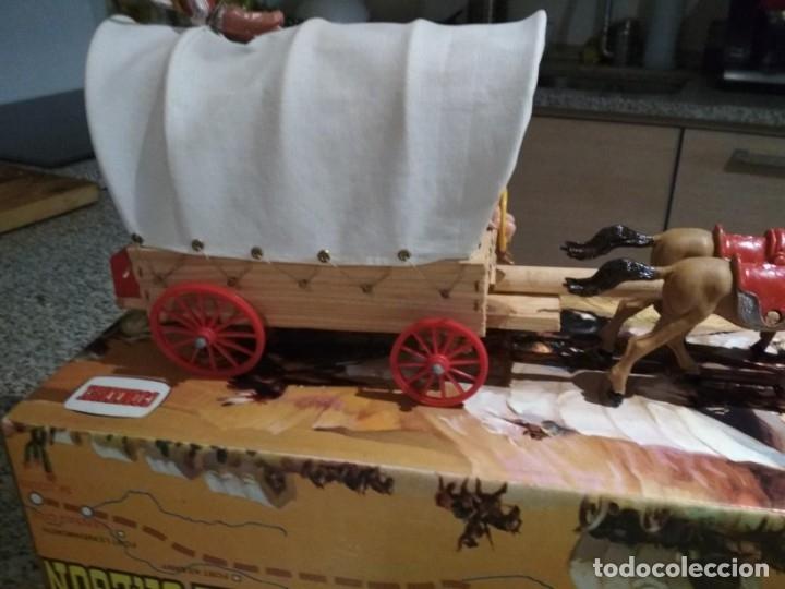 Figuras de Goma y PVC: La caravana la ruta del oregon - Comansi - Foto 5 - 141857372
