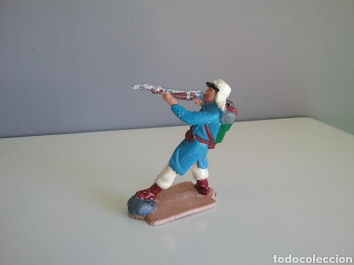 Figuras de Goma y PVC: Legión extranjera francesa, Pech/Oliver, legionario de plástico. - Foto 2 - 141882037