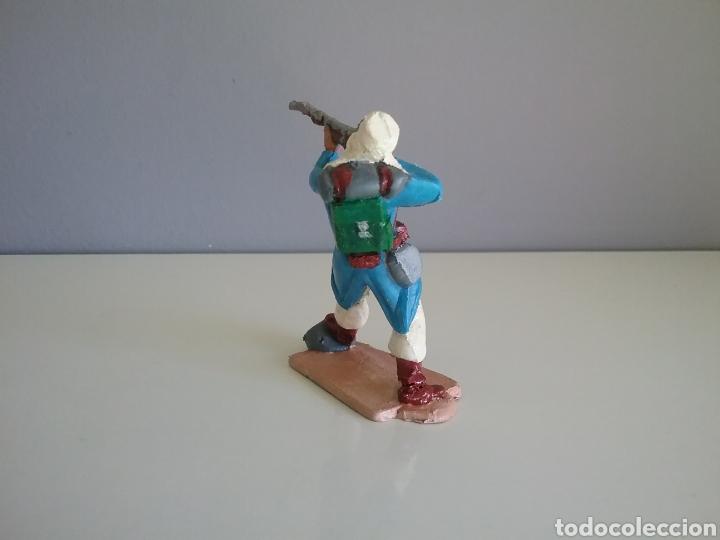 Figuras de Goma y PVC: Legión extranjera francesa, Pech/Oliver, legionario de plástico. - Foto 3 - 141882037