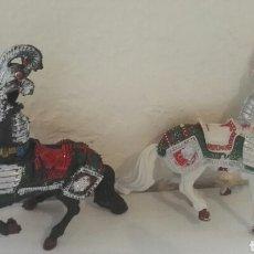 Figuras de Goma y PVC: FIGURAS CABALLOS LAFREDO. Lote 141954092