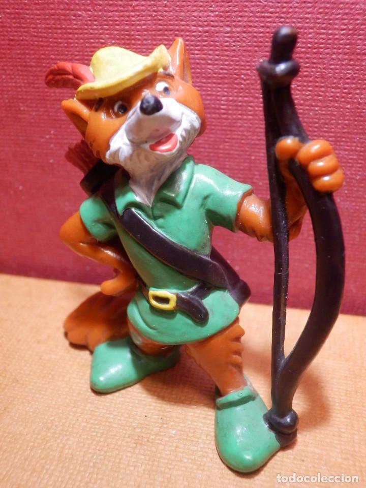Figuras de Goma y PVC: FIGURA PVC - PERSONAJE DIBUJOS ANIMADOS - Robin Hood - Bullyland - Foto 2 - 141971274
