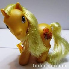 Figuras de Goma y PVC: MI PEQUEÑO PONY MY LI TTE - AMARILLO - GOLOSINA - MADE IN CHINA -. Lote 141973210