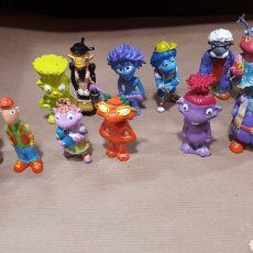 Figuras de Goma y PVC: LOTE 14 FIGURAS LUNNIES YOLANDA. Lote 142046761