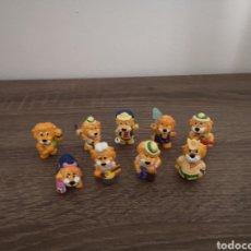 Figuras Kinder: LEONES KINDER FERRERO 1993. Lote 142055518