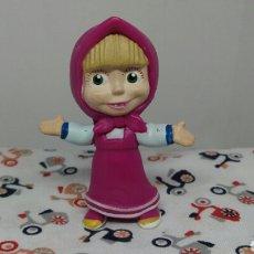 Figuras de Goma y PVC: FIGURA PVC PERSONAJE MASHA Y EL OSO MARCA COMANSI. Lote 142082490