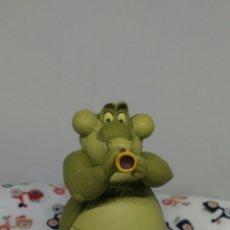 Figuras de Goma y PVC: FIGURA PVC PERSONAJE COCODRILO TIANA Y EL SAPO BULLYLAND. Lote 142096164