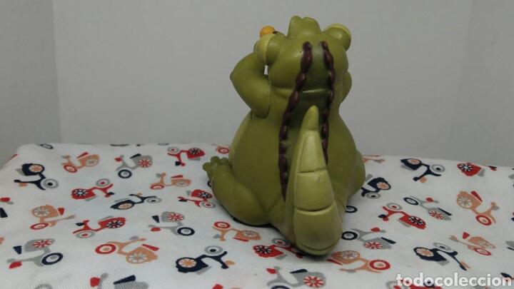 Figuras de Goma y PVC: FIGURA PVC PERSONAJE COCODRILO TIANA Y EL SAPO BULLYLAND - Foto 2 - 142096164