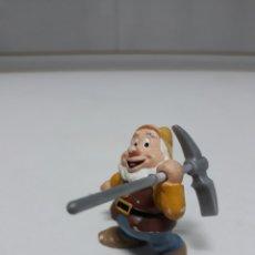 Figuras de Goma y PVC: FIGURA GOMA ENANITO DE BULLYLAND. Lote 142147958