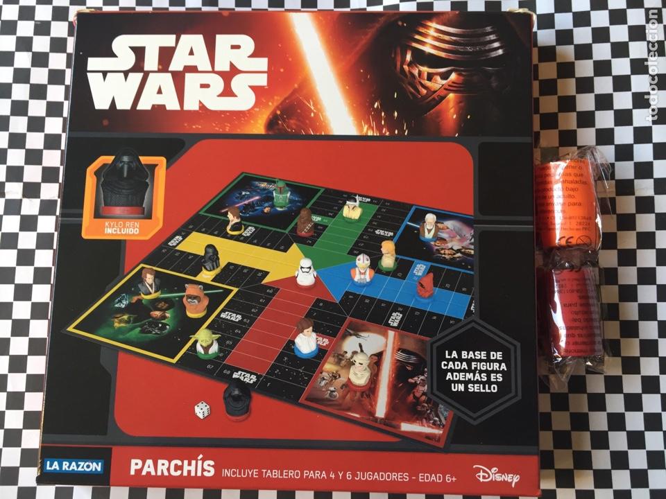 Figuras de Goma y PVC: Star Wars Parchís - Foto 2 - 142168936