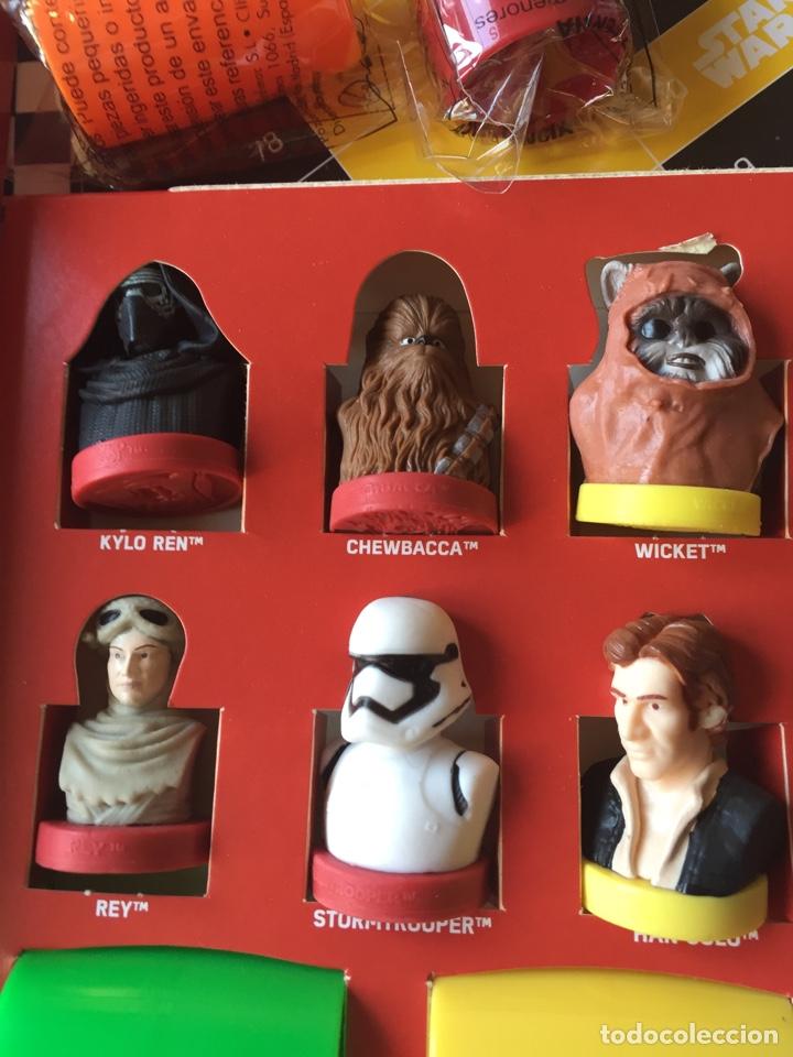 Figuras de Goma y PVC: Star Wars Parchís - Foto 3 - 142168936