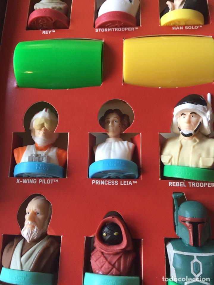 Figuras de Goma y PVC: Star Wars Parchís - Foto 4 - 142168936