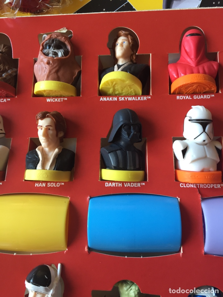 Figuras de Goma y PVC: Star Wars Parchís - Foto 5 - 142168936