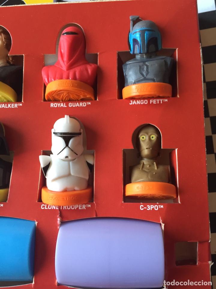 Figuras de Goma y PVC: Star Wars Parchís - Foto 7 - 142168936