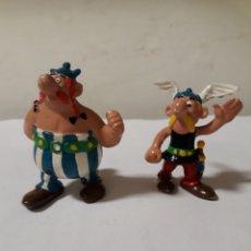 Figuras de Goma y PVC: FIGURAS SERIE ASTERIX Y OBELIX COMICS SPAIN. Lote 142172802