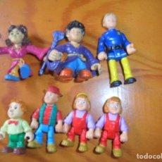 Figuras de Goma y PVC: LOTE DE FIGURAS VARIAS SERIES -. Lote 142252210