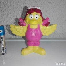 Figuras de Goma y PVC: MUÑECO FIGURA BIRDIE THE EARLY BIRD MCDONALS CPP. Lote 142276134