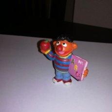 Figuras de Goma y PVC: EPI Y BLAS FIGURA DE PVC DE BARRIO SESAMO APPLAUSE SESAME STREET. Lote 142325866