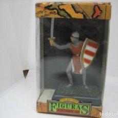 Figuras de Goma y PVC: FIGURA EN PLASTICO JECSAN/PUCHOL. Lote 142517010