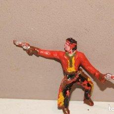 Figuras de Goma y PVC: SOTORRES FIGURA EN PLASTICO BUEN ESTADO,BARATO. Lote 142588618