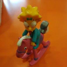 Figuras de Goma y PVC: MAGGIE PVC SIMPSON. Lote 142776477