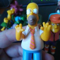 Figuras de Goma y PVC: HOMER SIMPSON PVC. Lote 142875384