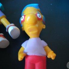 Figuras de Goma y PVC: MILHOUSE SIMPSON PVC. Lote 142875764