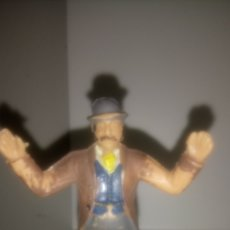 Figuras de Goma y PVC: FIGURA DE REAMSA. SERIE ASALTO A LA DILIGENCIA.. Lote 143023329