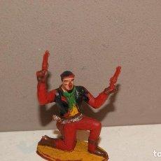 Figuras de Goma y PVC: SOLDADO SOTORRES EN PLASTICO BARATO. Lote 143063094